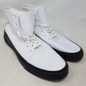 Converse AS Quantum Hi White Black Men's size 12